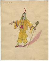Mistick Krewe of Comus 1927 costume 12