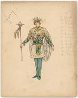 Knights of Momus 1905 costume 102