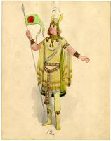 Krewe of Proteus 1909 costume 12