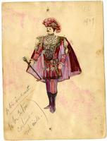 Mistick Krewe of Comus 1909 costume 111