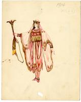 Mistick Krewe of Comus 1914 costume 63