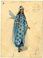 Krewe of Proteus 1905 costume 107