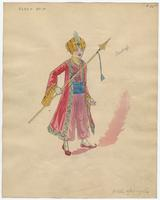 Mistick Krewe of Comus 1927 costume 55