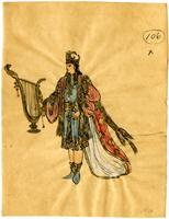 Mistick Krewe of Comus 1910 costume 106