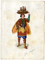 Mistick Krewe of Comus 1912 costume 35