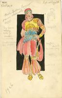 Mistick Krewe of Comus 1926 costume 74