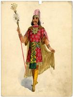 Krewe of Proteus 1907 costume 105