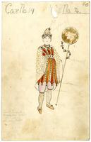 Mistick Krewe of Comus 1915 costume 76