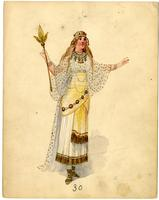 Krewe of Proteus 1909 costume 30