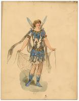 Krewe of Proteus 1892 costume 21