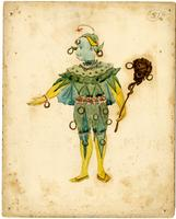 Mistick Krewe of Comus 1894 costume 51