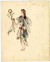 Mistick Krewe of Comus 1914 costume 66