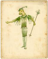 Mistick Krewe of Comus 1894 costume 11