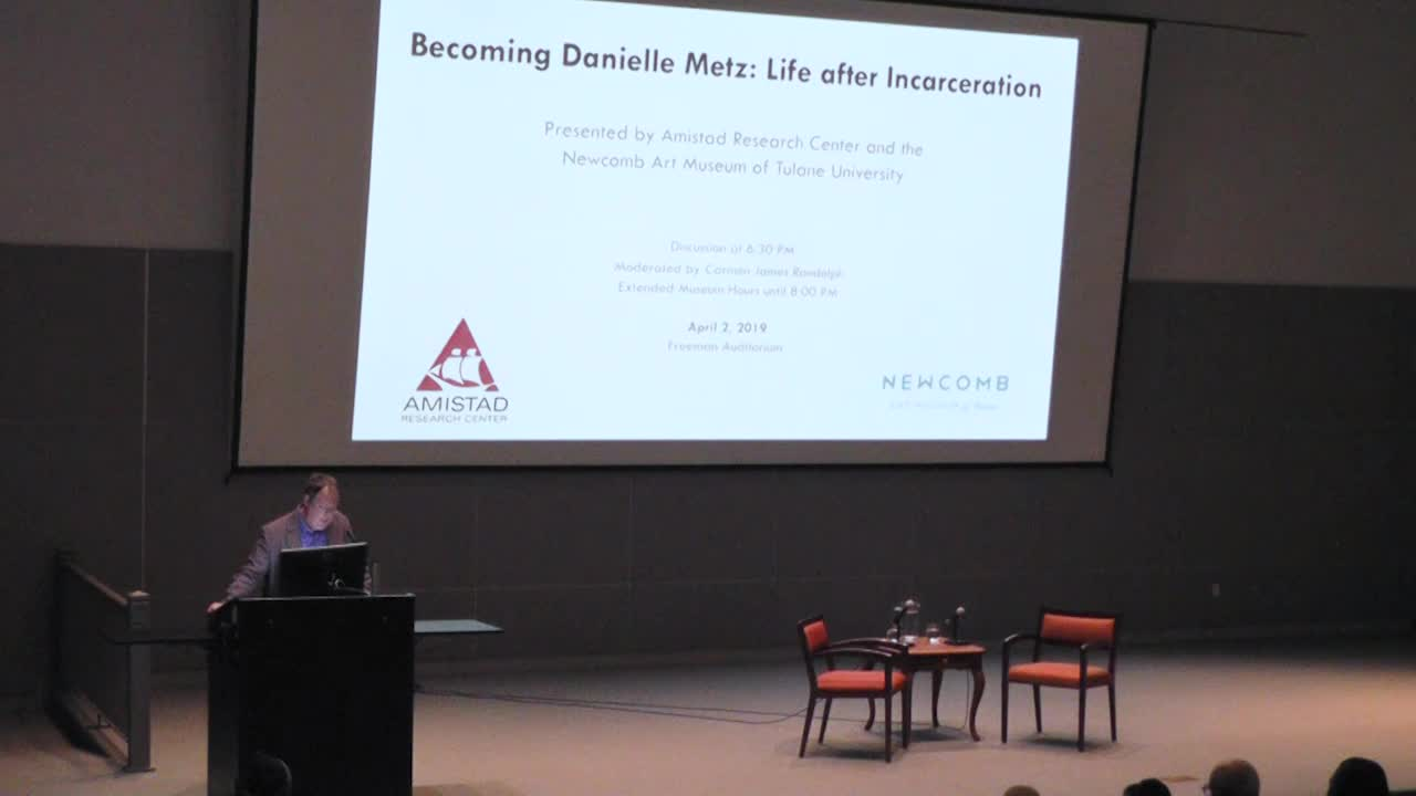 Becoming Danielle Metz: Life After Incarceration