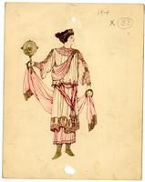 Mistick Krewe of Comus 1914 costume 33