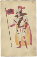 Mistick Krewe of Comus 1930 costume 64