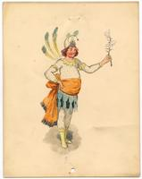 Krewe of Proteus 1892 costume 09
