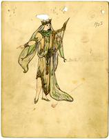 Mistick Krewe of Comus 1924 costume 06