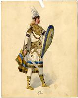 Krewe of Proteus 1909 costume 92