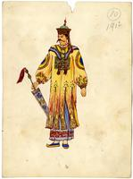 Mistick Krewe of Comus 1912 costume 10