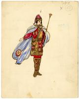 Mistick Krewe of Comus 1914 costume 51