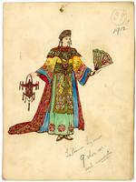 Mistick Krewe of Comus 1912 costume 37