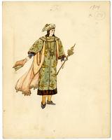 Mistick Krewe of Comus 1914 costume 54