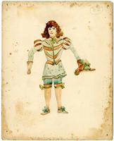 Mistick Krewe of Comus 1894 costume 62