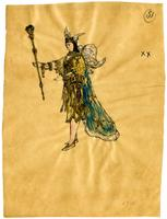 Mistick Krewe of Comus 1910 costume 51