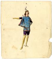 Krewe of Proteus 1894 costume 110