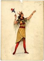 Krewe of Proteus 1903 costume 32
