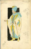 Mistick Krewe of Comus 1926 costume 96