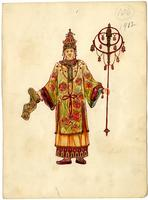 Mistick Krewe of Comus 1912 costume 106