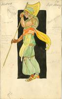Mistick Krewe of Comus 1926 costume 12