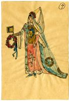 Mistick Krewe of Comus 1914 costume 06