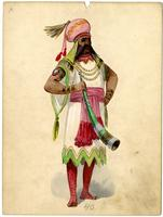 Krewe of Proteus 1907 costume 40