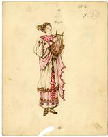 Mistick Krewe of Comus 1914 costume 30