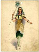 Krewe of Proteus 1907 costume 27
