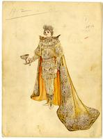 Mistick Krewe of Comus 1912 costume 01
