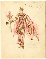 Mistick Krewe of Comus 1914 costume 61