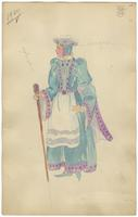 Mistick Krewe of Comus 1930 costume 24