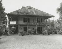 Mary Plantation House, Plaquemines Parish, LA