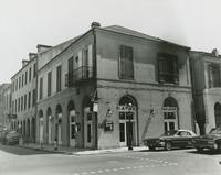 440 Chartres Street. The Paillet House; Maspero's Exchange.