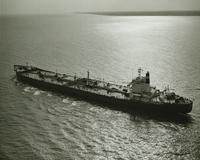 Esso Oil Tanker near the Gulf of Mexico