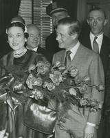 Duke and Duchess of Windsor during Visit to City Hall