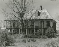 Voisin Plantation House, St. John the Baptist Parish, LA