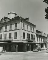 500 Chartres Street. Napoleon House; the Girod House.