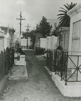 Tombs, St. Louis Cemetery No. 1