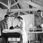 24th General Hospital in World War II