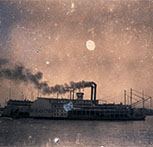Joseph Merrick Jones Steamboat Photographs
